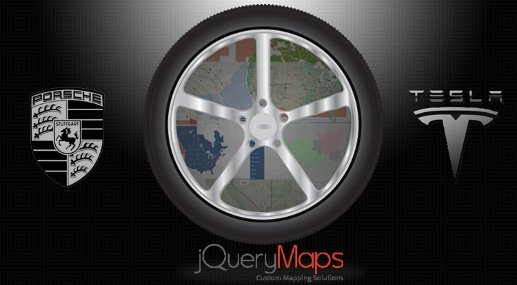 jQuery-Map-Auto-Industry