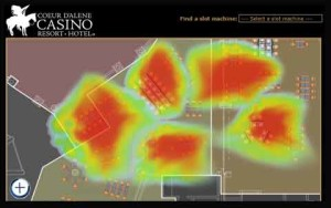 Interior Mapping - heat maps