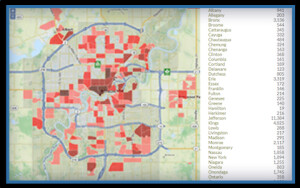 Townships-and-Data