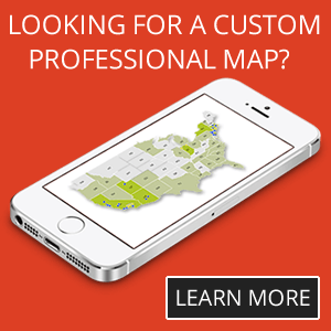 Export Tool To Make A Map For Business Presentations